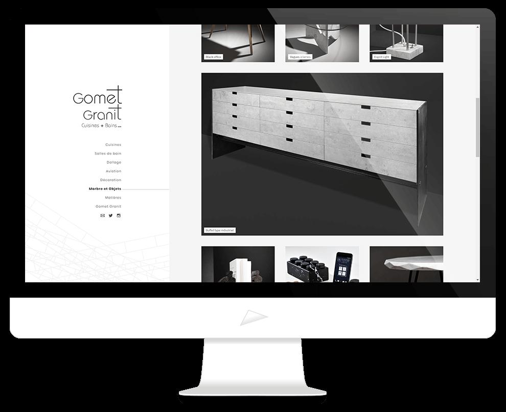 gomet granit desktop 02