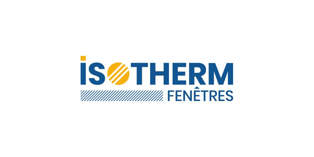 logo isotherm fenetres dark wide