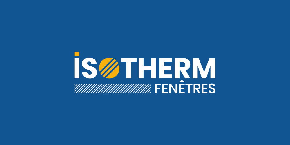 logo isotherm fenetres light wide