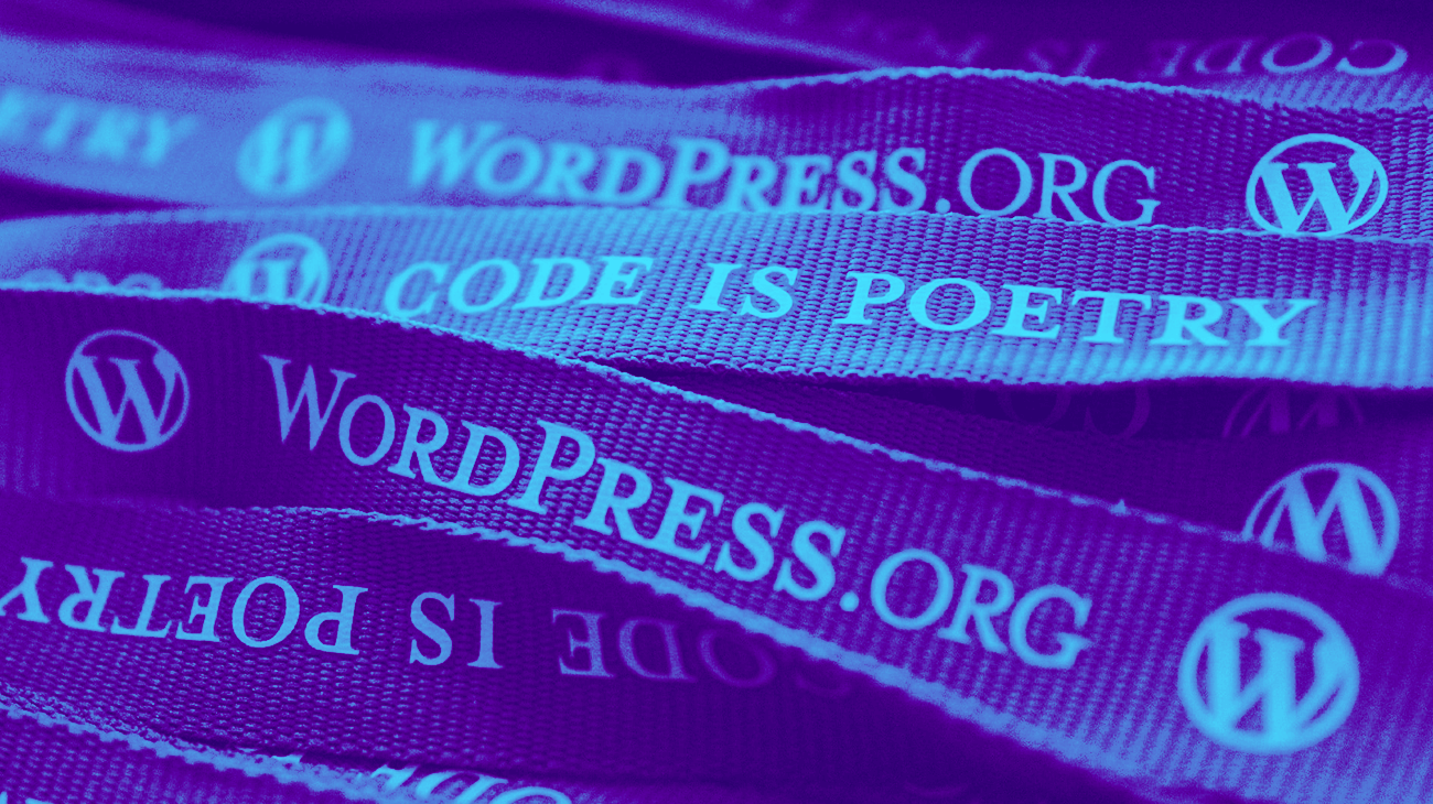 web cms wordpress
